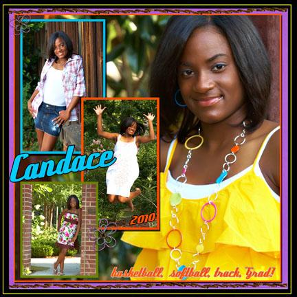 candace blog