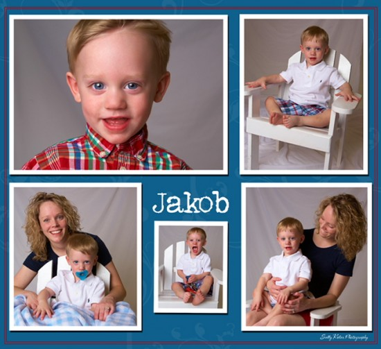 Jakob collage