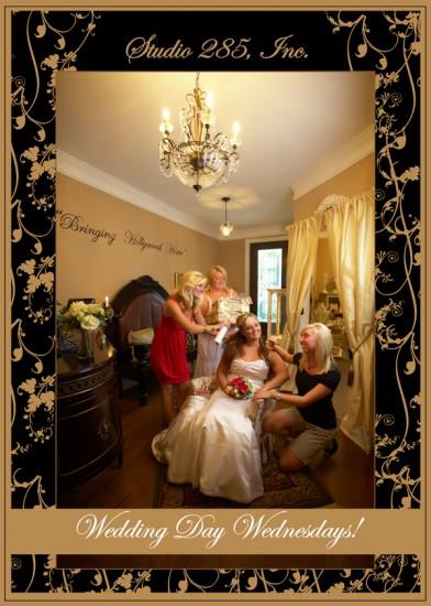 Wedding Day Wednesdays blog