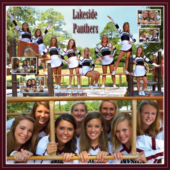 sophomore cheerleadersblog