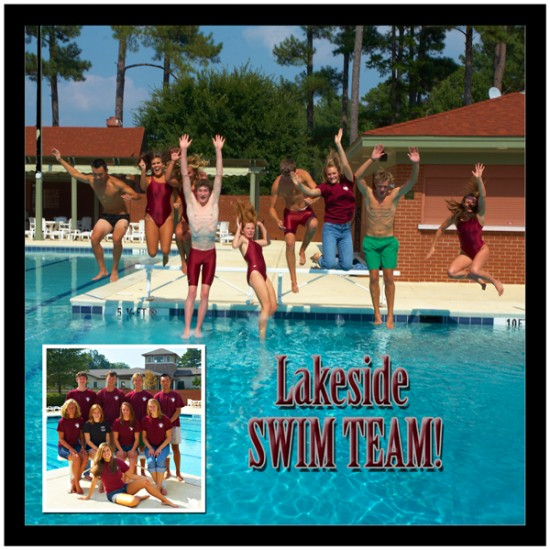 swim team blog