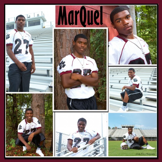 Marquel collage