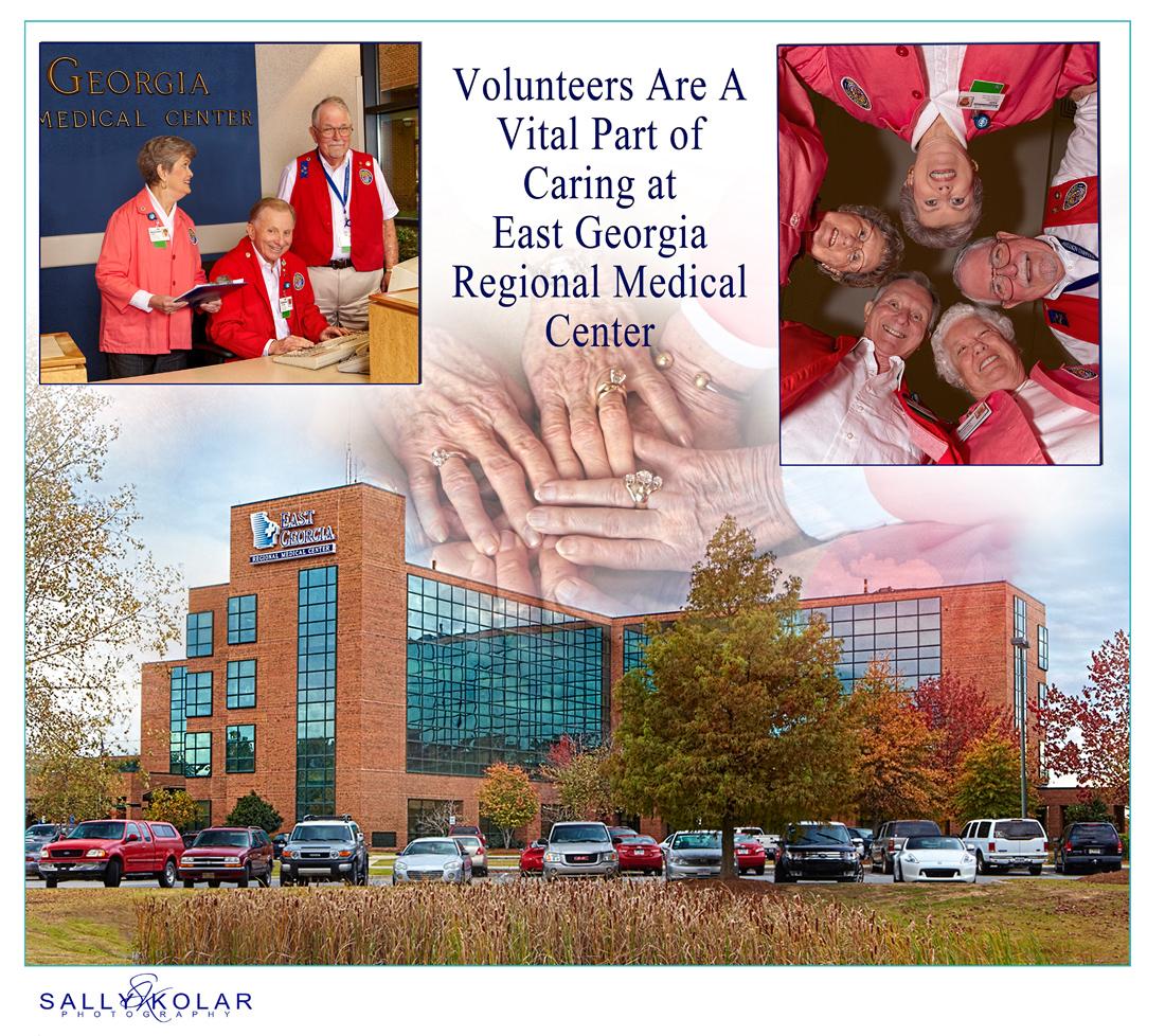 East Georgia Medical Center-Auxilary Volunteer Program ...