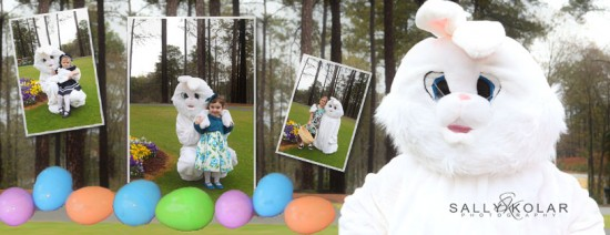 Jones Creek Easter Egg Hunt