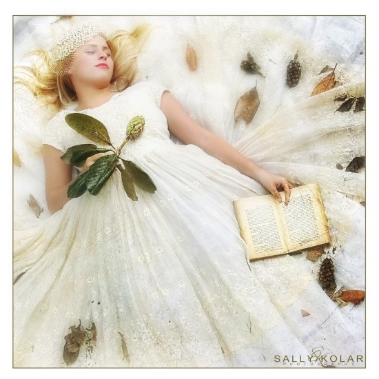 book-woman-sleeping-beauty-sally-kolar-photography