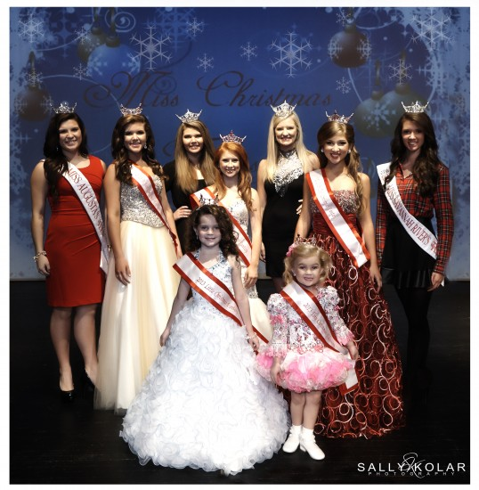 1#Miss Christmas Fantasy Pageant #augusta#Georgia #Sally Kolar Photography