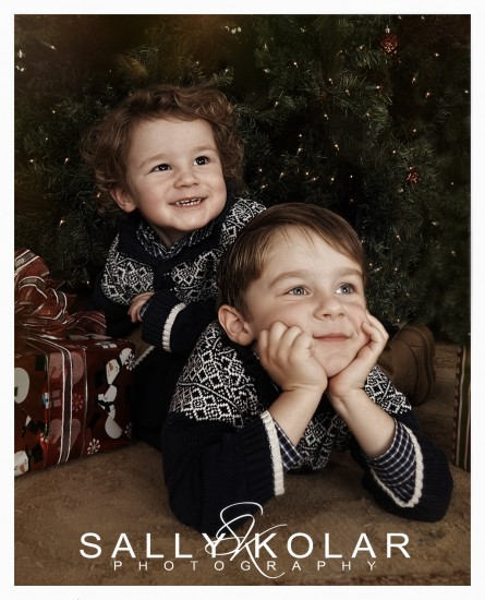 #1#Noahlucas#christmasphotos#kids#sallykolarphotography
