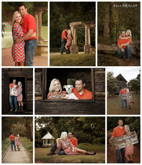 Mallory and Ben's Engagment Photos