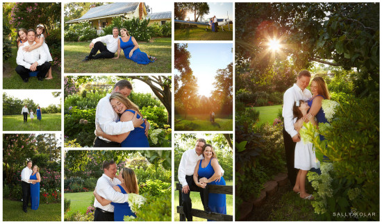 Kim and Mike's Engagement Session