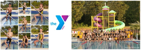 Aiken YMCA Swim Team