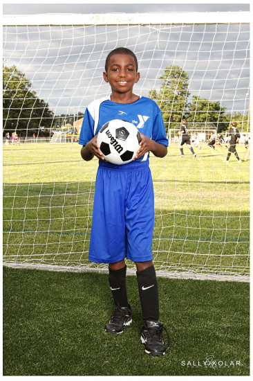 YMCA Fall Soccer Photos