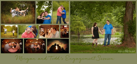 Morgan and Todd's Engagement Session