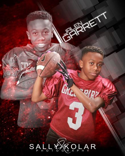 Jalen Garrett