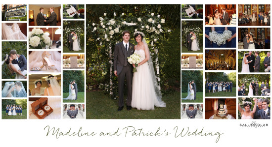 Madeline and Patrick are Married!