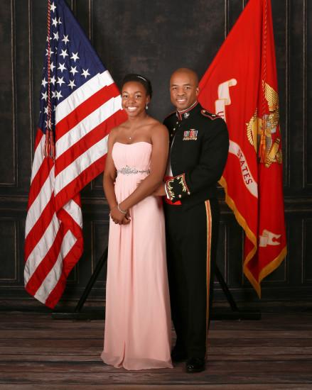 Marines Birthday Ball Legends Club