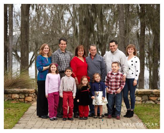 Arturo Solares Family 2015