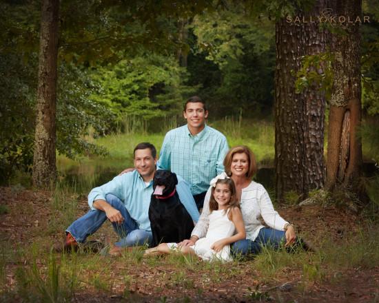 The Jernagin Family