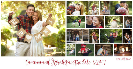 Karah and Cameron's Engagement Photos