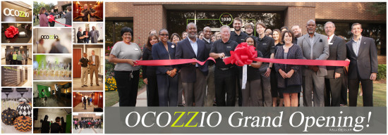 Ocozzio Grand Opening