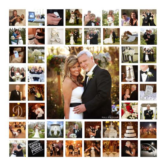 Jeanett and Steven Day's Wedding