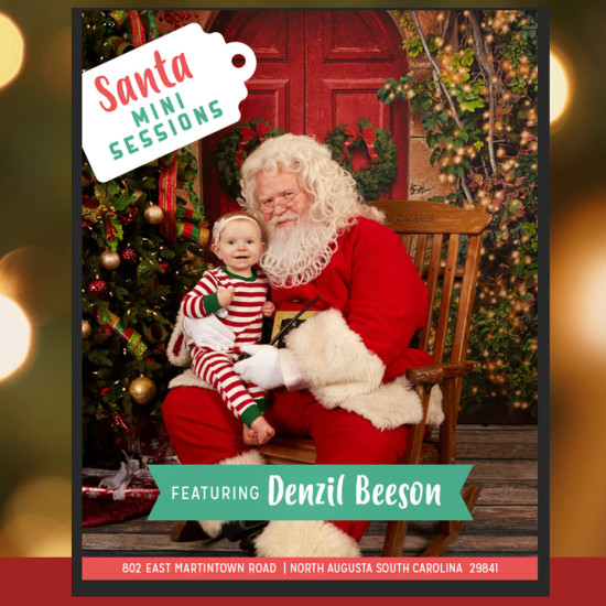 Santa Mini Sessions