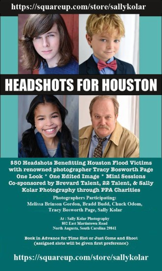 Headshots for Houston