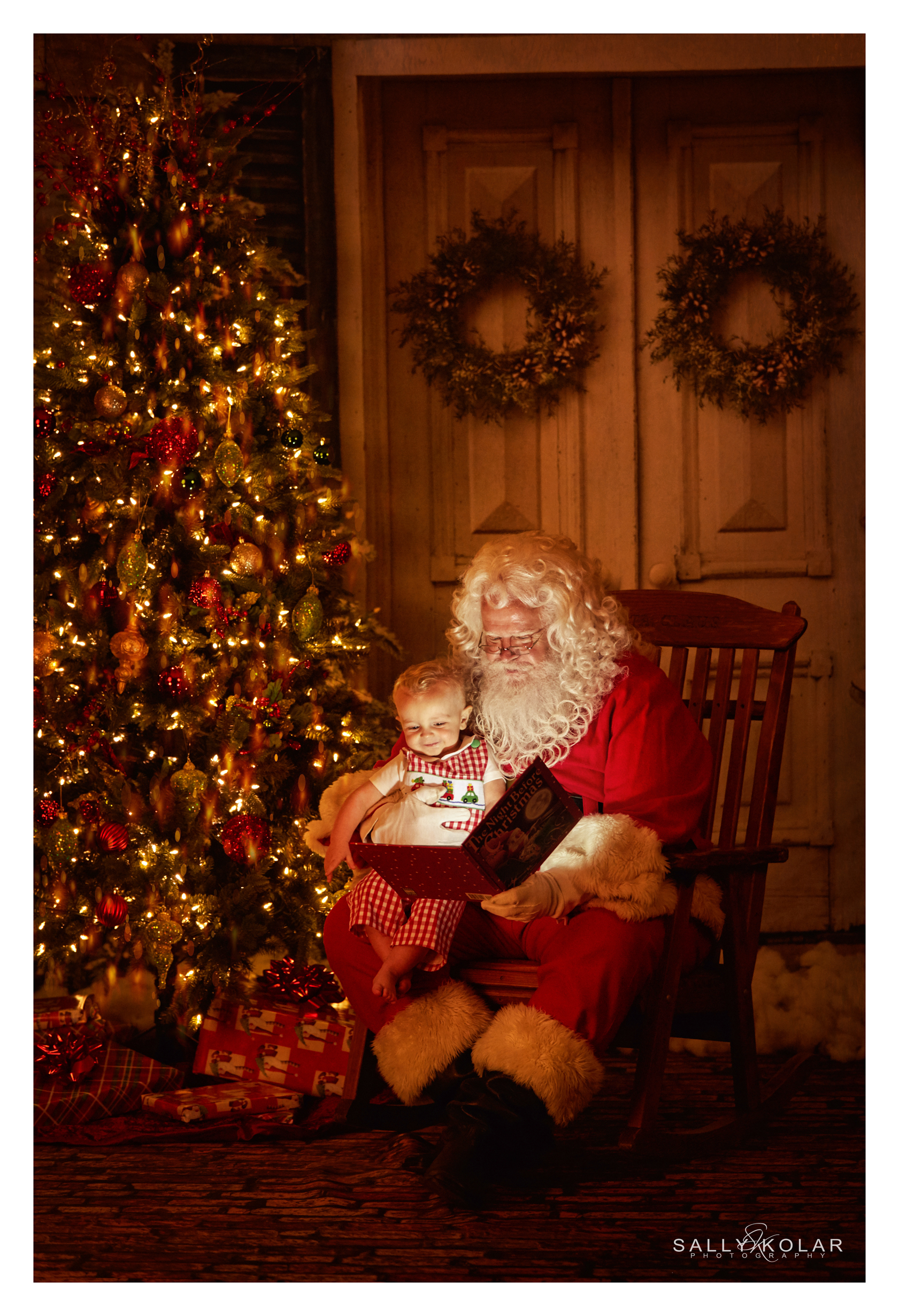 Time for Santa Photos