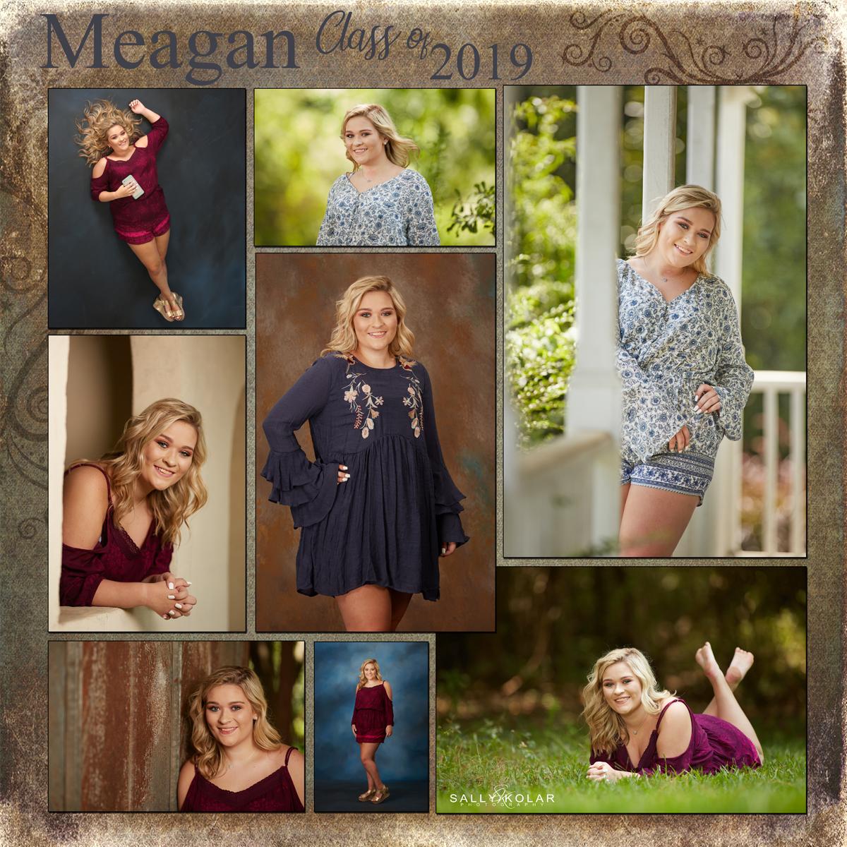 Meagan's Senior Pictures